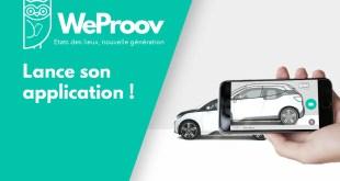 WeProov : les états des lieux nouvelle génération