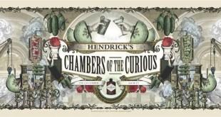 Hendrick's ouvre son bar-cabinet de curiosités éphémère à Paris