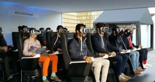 Retour sur le parc d'attractions de réalité virtuelle de Samsung