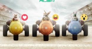 SFR laisse ses clients choisir leur bonus avec Bunny Rush