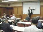11月JAII株式投資セミナーが開催されました。機関投資家に個人投資家が勝つ方法を伝授!