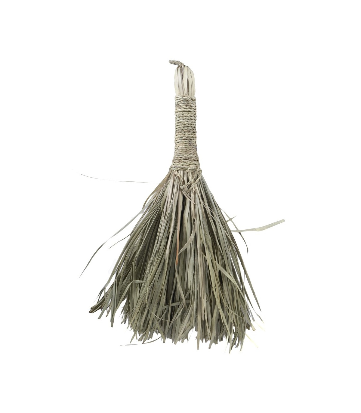 Carpet Broom Broom Palm Artisanal Hand 46 Cm Ideal For Carpets