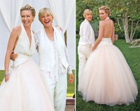 Post a pic of your favorite celebrity wedding dress!!