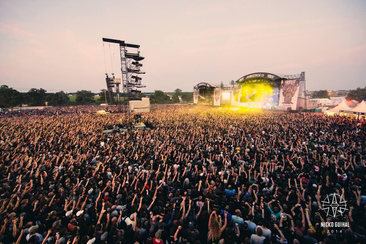 hellfest 2014 : Une édition record avec 152 353 festivaliers !
