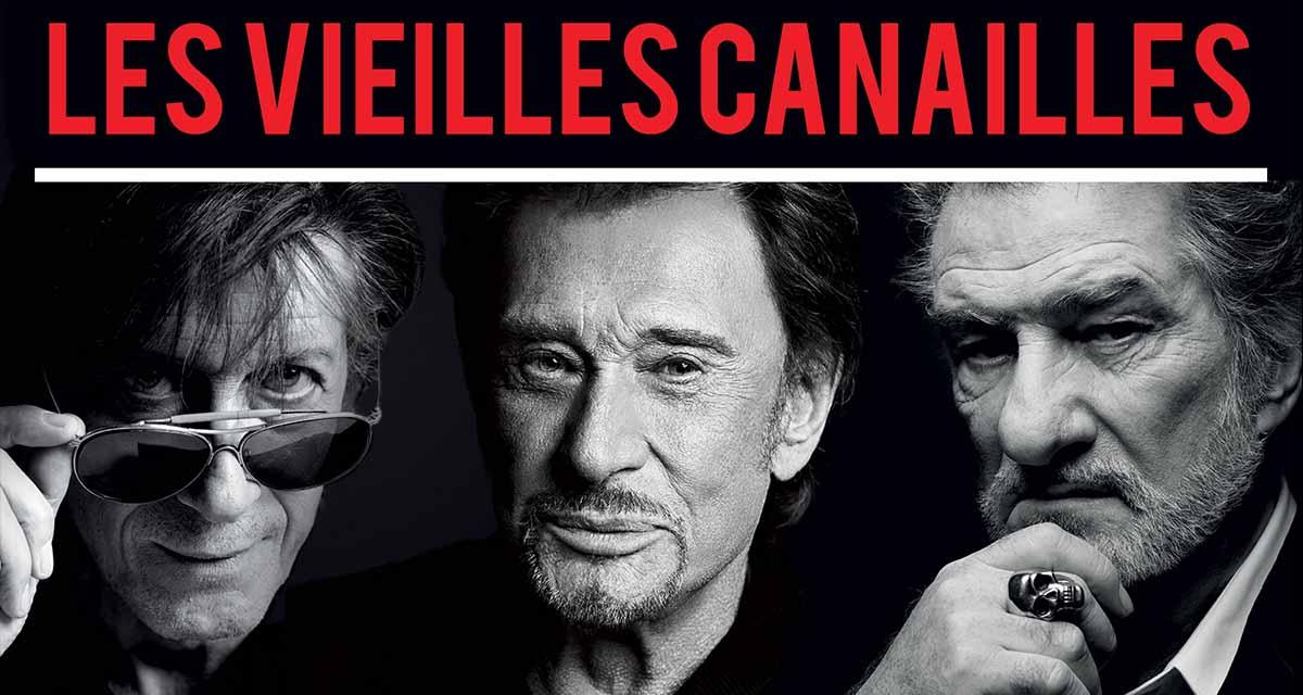 Dutronc, Mitchell & Hallyday : les vieilles canailles en Ardèche - Aluna Festival 2017