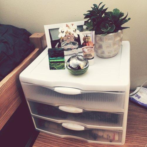 Medium Crop Of College Dorm Vanity