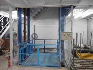 Jaimini Factory Lift