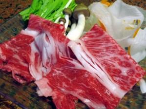 焼肉用の肉