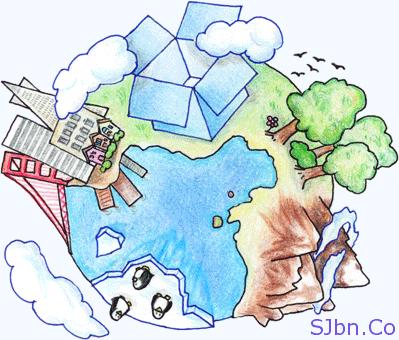 Dropbox Globe