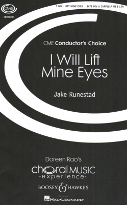 I Will Lift Mine Eyes by Jake Runestad (Perusal)
