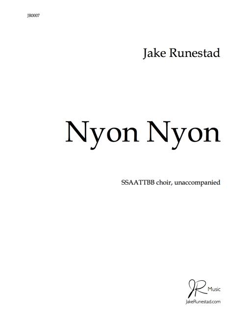 Nyon Nyon title