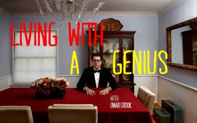 Living With A Genius Podcast