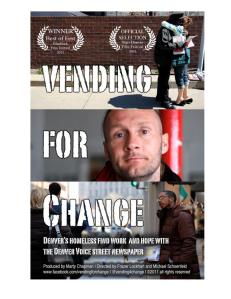 Jacob Interviews….Vending for Change's Michael Schoenfeld