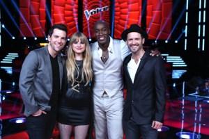 Jacob's Eye On…The Voice's Final Four