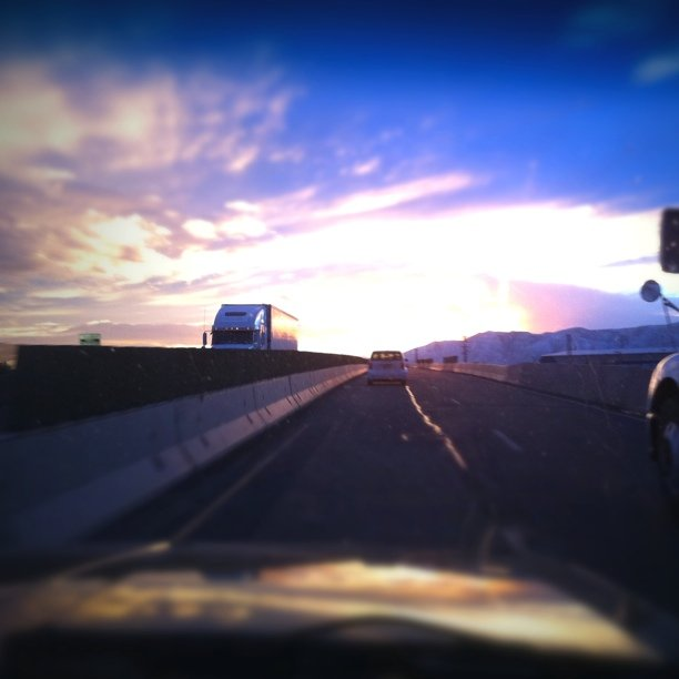 The Open Road Beckons