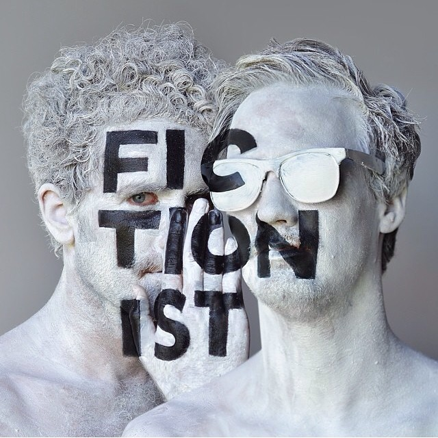 So excited about this album... #fictionist @fictionistnoise