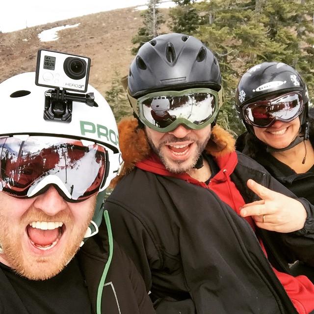 Checked in at Sugar Bowl Ski Resort