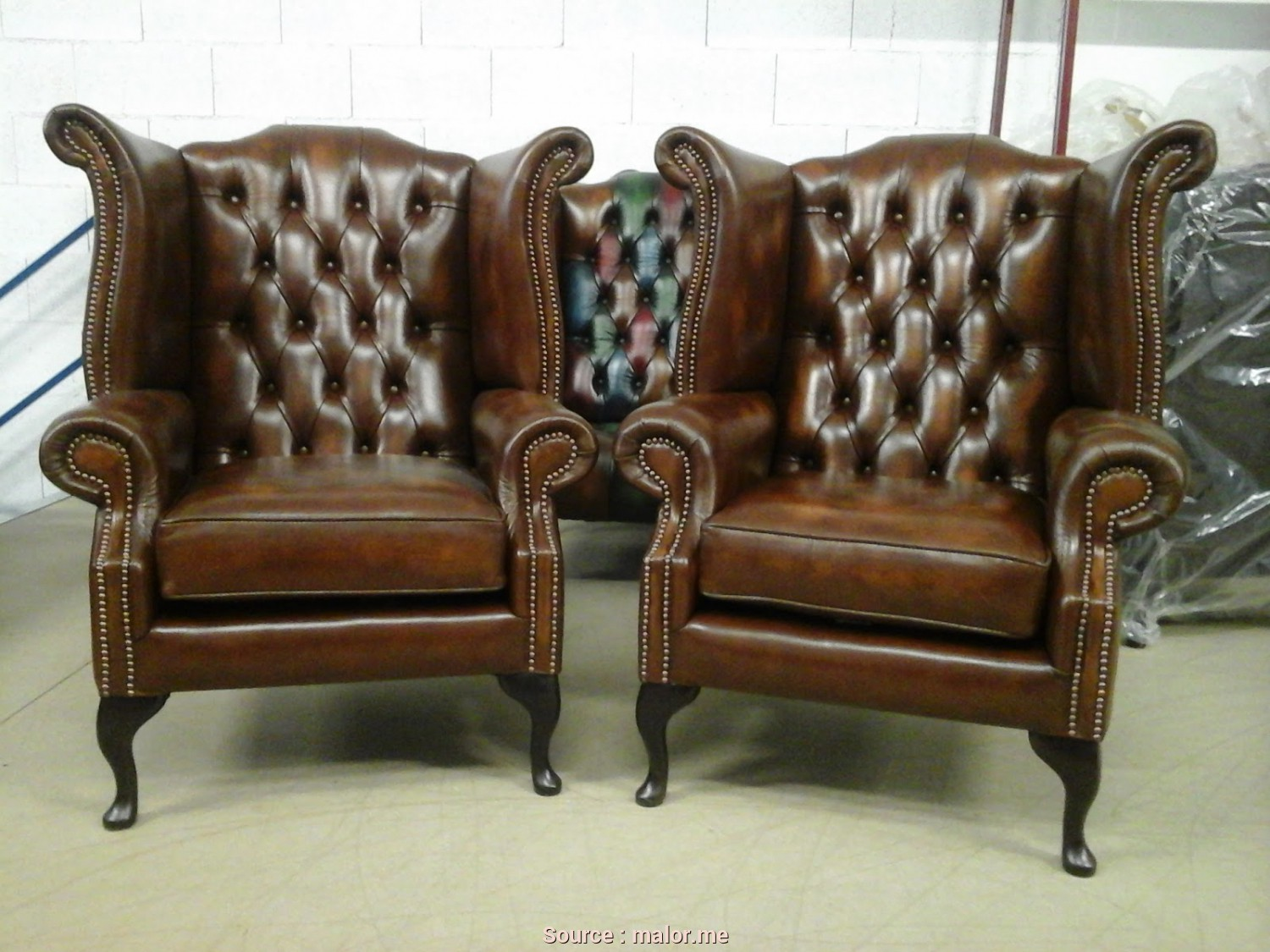 Divani Chesterfield Usati Milano Loveable 6 Poltrone In Pelle Vintage Usate Jake Vintage