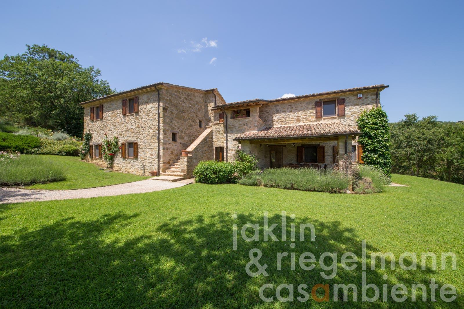 Italian Farmhouses For Sale Country House For Sale In Italy Umbria Perugia