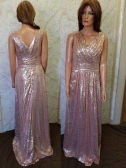 Innovative Rose Sequin Dress G Sequin Bridesmaid Sequin Bridesmaid Dresses Christina Wu Sequin Bridesmaid Dresses David S Bridal