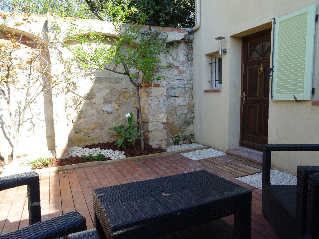 Vente Maison Toulon Vente Petite Maison Toulon Type 3 Avec 2 Terrasses Privatives