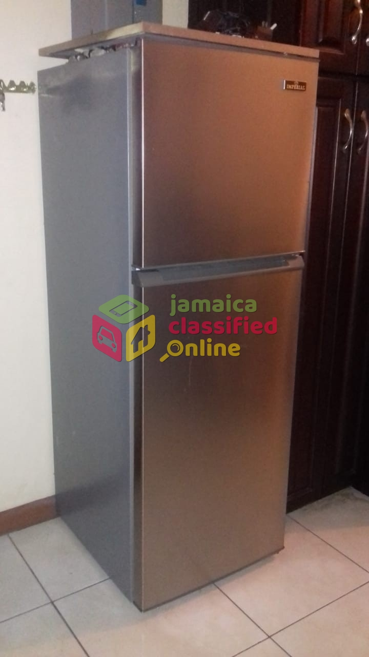 No Frost Imperial Grey No Frost Refrigerator For Sale In Half Way Tree