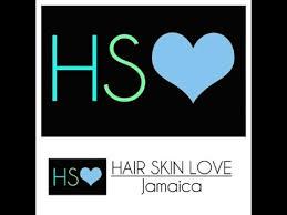 hair skin love Jamaica