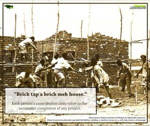 Ja Proverb_Brick Tap a Brick_FB