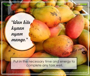 Ja Proverb_Wan Bite_Mango_FB