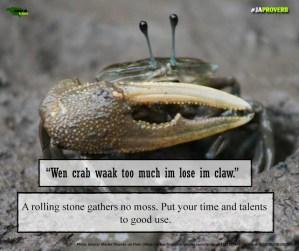 Ja Proverb_Wen Crab Waak_FB