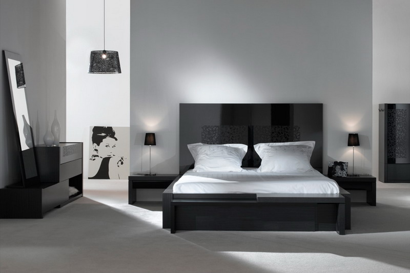 Chambre A Coucher Adulte Design Composition Chambre Coucher Design