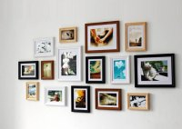 Wood-Photo-Picture-Frame-Wall-Collage-Wooden-Multi-Picture ...