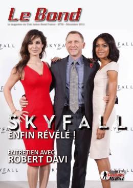 Paru dans Le Bond 26 (Décembre 2011)
