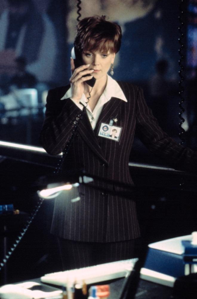 TOMORROW NEVER DIES, Samantha Bond, 1997