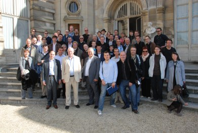 Chantilly - photo de groupe