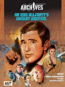 Paru dans le numéro Hors série ARCHIVES 007 : AU SERVICE SECRET DE SA MAJESTE  Décembre 2009