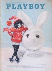 Octopussy, Playboy, mars 1966