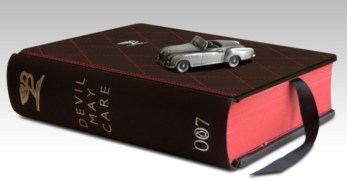 Doubleday (édition limité spécial Bentley) à 300 exemplaire (vendus 1500 $ chacun).