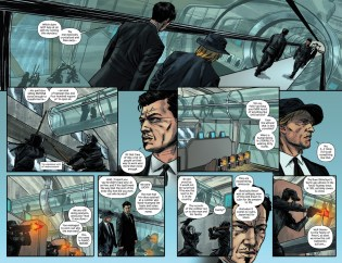 Felix Leiter comics (3)