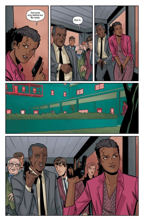 Moneypenny comics 4