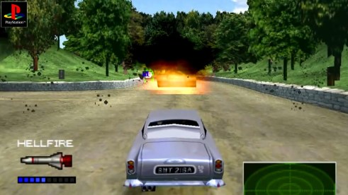 racing 007 jeu video