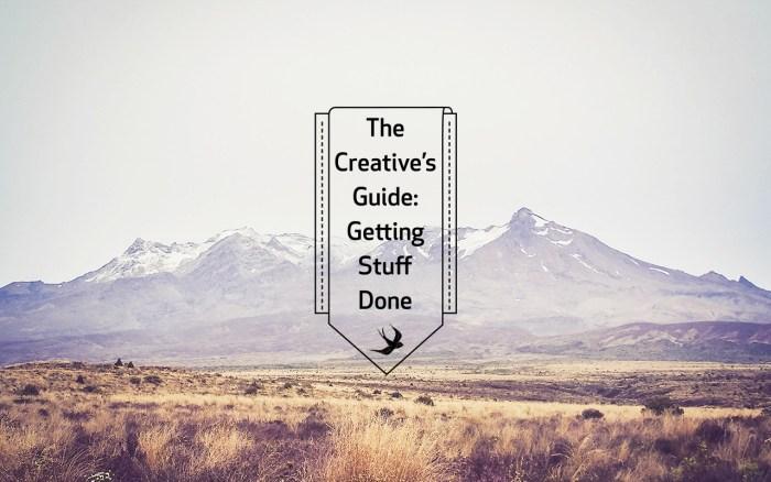 Getting-Stuff-Done