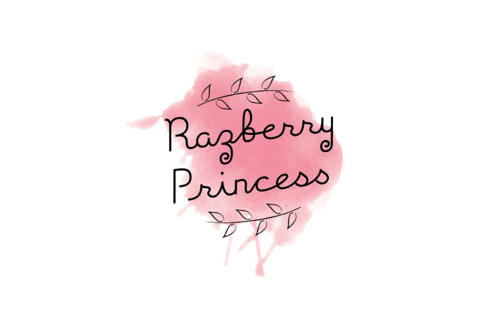 Razberry-Princess-Watercolour-Single