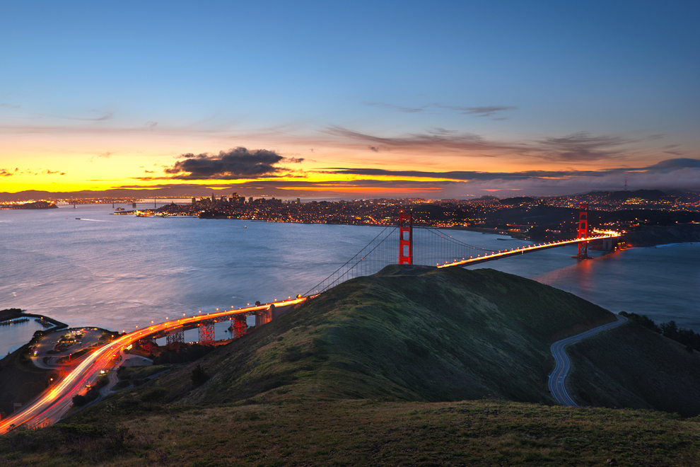 San Francisco Bridge Hd Wallpaper Lessons From A San Francisco Sunrise How To Set Goals And