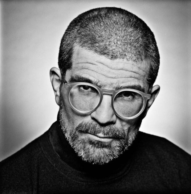 David Mamet spectacles
