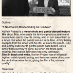 Noirish Project - Berlin Screening Details ....