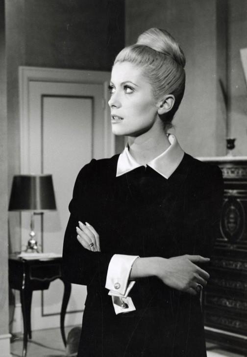 Catherine Deneuve in Luis Bunuel's Belle De Jour.