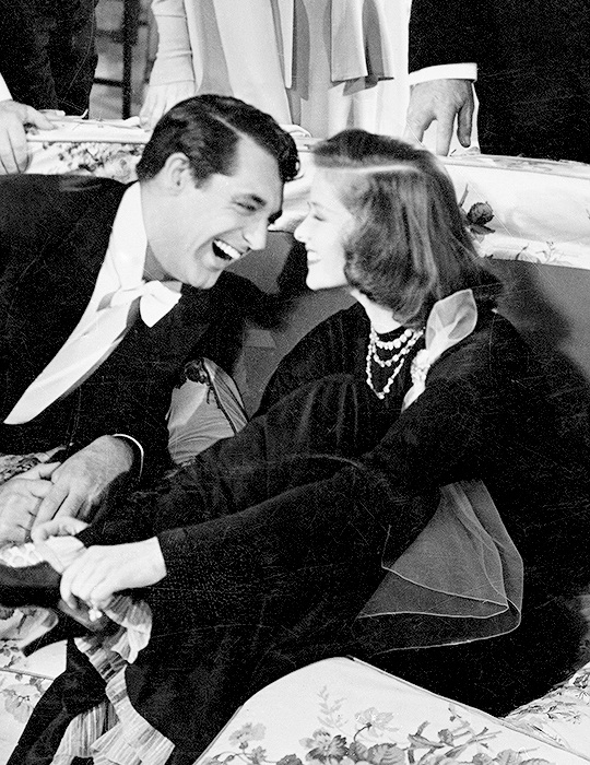 The joyful collaborator cary grant for Cary grant first movie