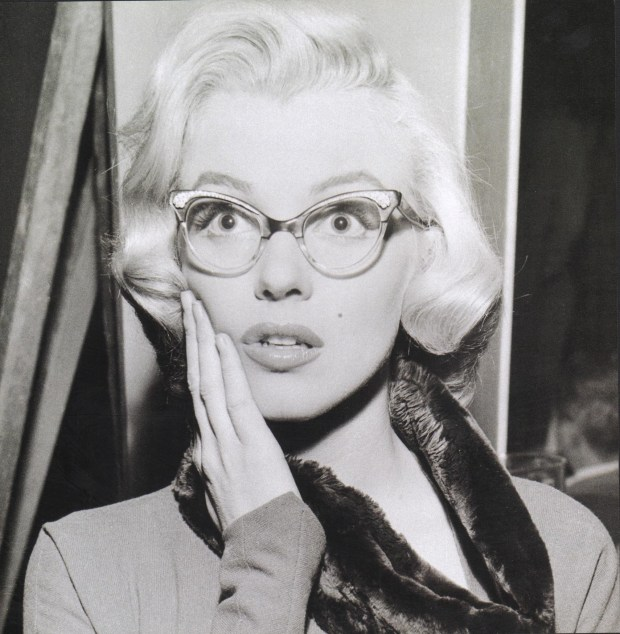 Marilyn Monroe in How To Marry A Millionaire (Negulesco, 1953). Suggested by @SarahGrahamCCB & @movienut14.