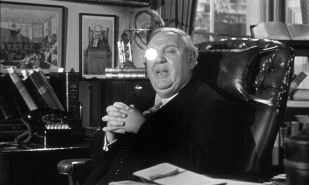 Charles Laughton. Nominated by @GloriaBB2, @mikabuch and @filmbuffbaker.